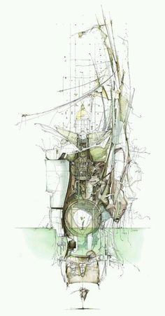 architectural drawings: