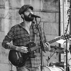 Ray LaMontagne at Newport Folk Festival, June 22, 2016 via Instagram lkanter08.
