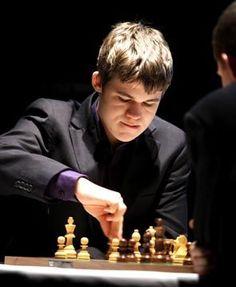 Grandmaster Magnus Carlsen