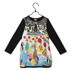 Moomin Celebration tunic by Martinex - The Official Moomin Shop