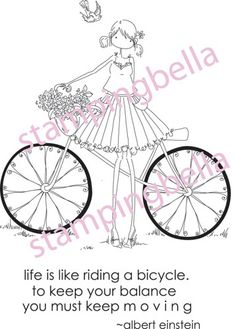 Stamping Bella Store | Stamping Bella Unmounted Rubber Stamp-Uptown Girl Flora and Her ...