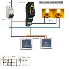 How to wire contactor and overload relay contactor wiring diagram esquemas elctricos temporizador 4 hilos varilamp asfbconference2016 Choice Image