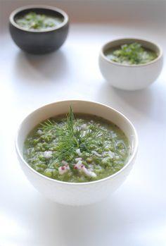 raw soup!
