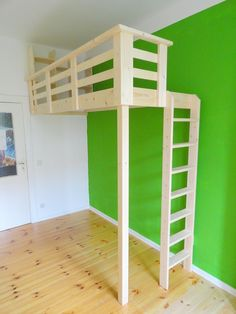 kinderhochbett selbst gebaut google suche home pinterest kinderhochbetten selber bauen. Black Bedroom Furniture Sets. Home Design Ideas