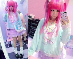 Fairy kei ☆.。.:*・°☆彡
