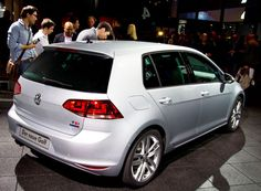 New 2013 Volkswagen Golf 7: The Most Popular VW Car | Review (Rear)