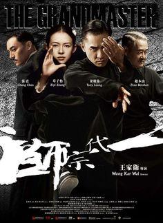 Tony Leung, Zhang Ziyi and Chen Chang - The Grandmaster
