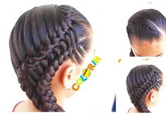 Yacerás en #YouTube el nuevo #video de #colorintv #cucuta #trenza #trenzas #treccia #tresses #girls #braid #braids