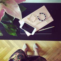 jewelry and dress LAURAGUIDI