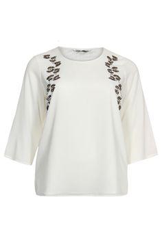Blouse #Xandres X-Line, online bestelbaar bij Nr4 #GroteMaten #Dames via link http://www.nr4.be/nl/shop/artikel/xandres-x-line_t-shirts_112050