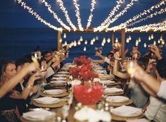 The Most Idyllic Beach Wedding - TownandCountryMag.com- **Explore Lots of Wedding Invitaion Sets !- GO TO... http://WeddingInvitationSets.com