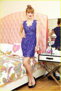 Bella Thorne: Vera Wang Pink Princess Perfume Obsessed | bella thorne primps shoshanna shoot 10 - Photo