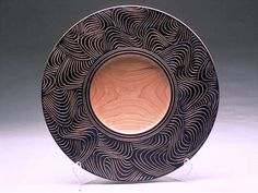 Alan Stirt Carved Platters