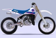 1991 Yamaha WR500.. I'd so love one of these. Even just to hear it I think would bring me to my knees!! So love these bikes, don't care what anyone says about them...