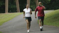 Walking Exercise Workout