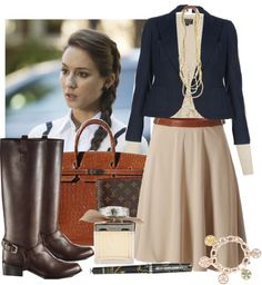 Pretty Little Liars, created by victoriaspring on Polyvore