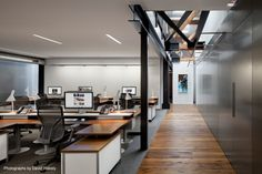 Tolleson Offices by Huntsman Architectural Group - I Like Architecture