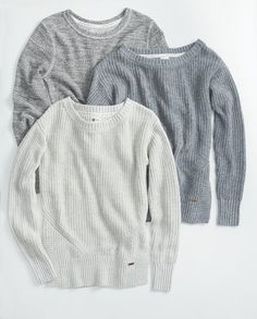 Sweater ($32 each)  Source: Courtesy of Target
