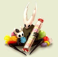 Knight Drawing, Knight Art, Care Bear Party, Team Cherry, Hollow Night, Shovel Knight, Hollow Art, Nerd Art, Moomin