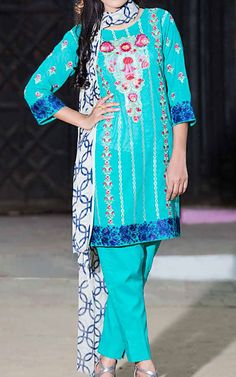 Buy Riaz Art Pakistani Lawn collection 2016. Riaz Art is a famous designer lawn brand in Pakistan with beautiful designs. This collection is the need of every woman for sunny days. From bold and eye catching vibrant printed shirts to lighter shades, Pakistani lawn suits enables you to anchor any colour this summer.Also Visit Our Website http://www.786shop.com/pk/dresses/designer-lawn.asp?Designer=Riaz_Art