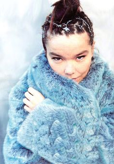 Björk - she ist the most inspiring and creative musician