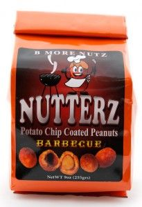 Recover from Halloween with Nutterz!