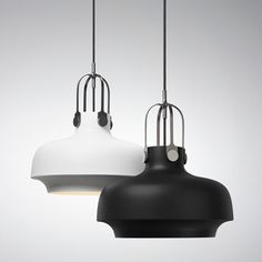 Space Copenhagen creates nautical lamps for &tradition