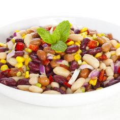 Three Bean Salad - The Gluten Intolerance Group of North America