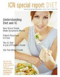 Interstitial Cystitis Network : Patient Handbook : Understanding Diet and IC