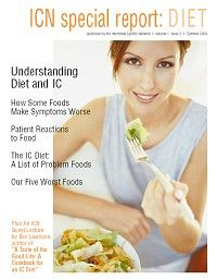 Interstitial Cystitis Network : Patient Handbook : Understanding Diet and IC