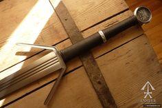 The Witcher Sword by Ensifer - Jan Chodkiewicz