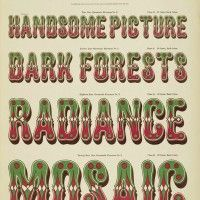 Drooling over the woodtype fonts