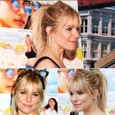 Get Sienna Miller's Hair Style