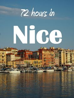We've recently just returned from a short break in Nice. We had such a wonderful time that we just had to write about our trip and share some of our tips for making the most of your time there. Short Breaks, Cheap Web Hosting, Ecommerce Hosting, Wonderful Time, Beautiful Images, Places To See, This Is Us, Europe, France