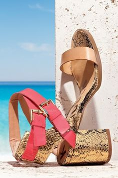 22327af7baa Kelsi Dagger Carmanite Sandal  belk  shoes