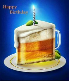 Happy Birthday and have a nice evening. I'm always lucky and . - Happy Birthday and have a nice evening. I'm always lucky and … – Birthday invitation printab - Happy Birthday Pictures, Happy Birthday Messages, Happy Birthday Quotes, Happy Birthday Greetings, Happy Birthday Drunk, Birthday Beer, Birthday Cake, Birthday Invitations, Belated Birthday