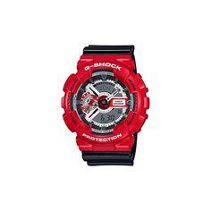 Casio G-Shock Specials GA-110RD -4AER w  www.timetrend.pl