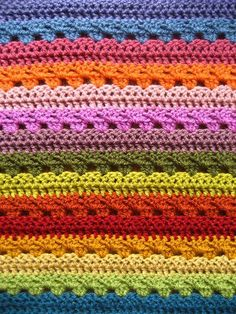 Granny stitch double Crochet pattern