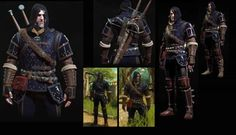 Witcher Armor, The Witcher 3, Fantasy Armor, Medieval Fantasy, Cat Armor, Concept Art, Character Design, Cats, Characters