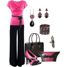"""""""Business Meeting"""" by bethherrmann on Polyvore"""
