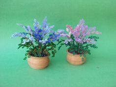 вереск цветы | biser.info - всё о бисере и бисерном творчестве