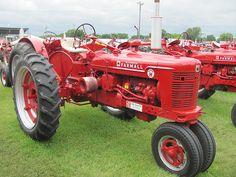 1954 Farmall Super H | Flickr - Photo Sharing!