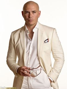 Pitbull Shares His Tips for Being Sexy