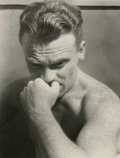James Cagney, 1932 - Imogen Cunningham