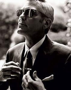 George Clooney for Vanity Fair