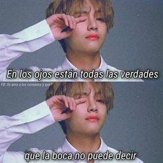 In the eyes there are all the truths that the mouth can't say. Cold Girl, Bts Girl, Bts Lyric, Spanish Phrases, Aesthetic Words, Bae Quotes, Sad Life, Depression Quotes, Cute Comics