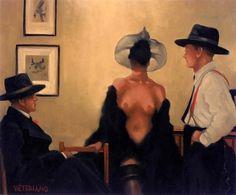 Jack Vettriano - The Foolish Gambler