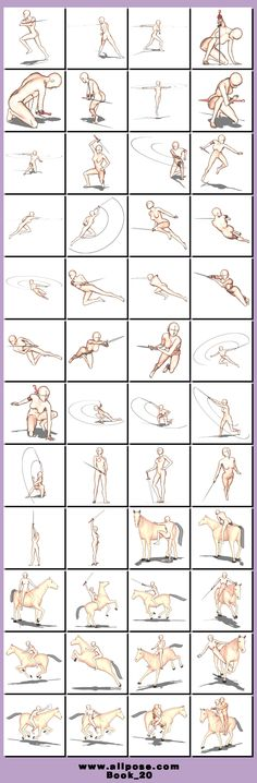 Drawing Tutorial - Human Poses
