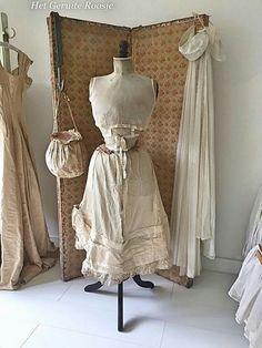 Vintage | Antique | Shabby Chic | Vintage Under Garments