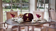 New Tea Flavors at the Garden View Tea Room in Disney's Grand Floridian Resort